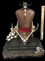 Lady Death: Death's Warrior - Throne Display Base (See Note)