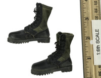 "Mike Force ""Baron"" US Mobile Strike Command - Boots (Jungle 3rd Pattern DMS Spike Sole) (For Feet)"