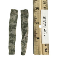 Tactical Female Shooter Clothes Set (Camo) - Arm Sleeves