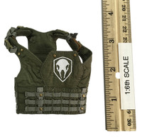 Tactical Female Shooter Clothes Set (Camo) - Tactical Vest