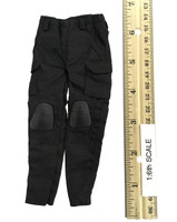 Tactical Female Shooter Clothes Set (Black) - Pants