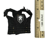 Tactical Female Shooter Clothes Set (Black) - Tactical Vest