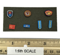 PLA Air Force Female Aviator - Patches