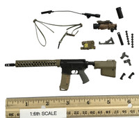 San Diego SWAT Team - Rifle (MK18)
