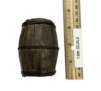"""""""The Bounty Hunter"""" Major Marquis Warren - Wine Barrel"""
