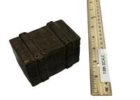 """""""The Bounty Hunter"""" Major Marquis Warren - Wooden Box"""