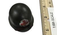 "77th Infantry Division Combat Medic ""Dixon"" - Helmet (M1) (Metal)"