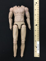 Lightning Man - Nude Body (See Note)
