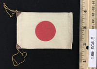 "IJA 32nd Army 24th Division ""Sachio Eto"" - National Flag of Japan"