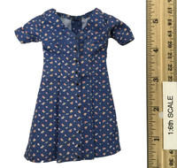 Doctor Who: Clara Oswald - Dress (Floral Print)