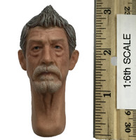 Doctor Who: The War Doctor - Head (Molded Neck)