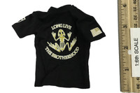 PMC Private Military Contractor & Dog - T-Shirt