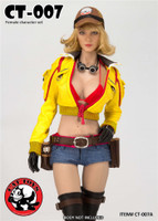 Female Mechanic Character Set (CT007-A) - Boxed Set (A)