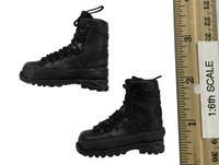 Russian Spetsnaz FSB Alpha Group (Classic Version) - Boots (For Feet)