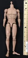 Russian Spetsnaz FSB Alpha Group (Classic Version) - Nude Body
