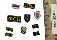 Russian Spetsnaz FSB Alpha Group (Deluxe Version) - Patches