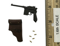 Sword Heroes of Nationalist General - Pistol (Mauser) w/ Holster & Bullets