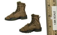 "Doomsday War Series Death Squad: ""K"" Caesar - Boots (For Feet)"