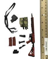 "Doomsday War Series Death Squad: ""K"" Caesar - Rifle (M42)"