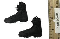 ASU Airport Security Unit: Hong Kong - Boots (For Feet)