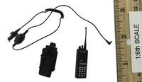 ASU Airport Security Unit: Hong Kong - Radio (Motorola MTS Tactical) w/ Pouch