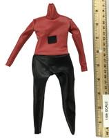 The Last Jedi: Praetorian Guards - Body Suit (Red/Black)
