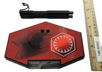 The Last Jedi: Praetorian Guards - Display Stand (Double Blade)