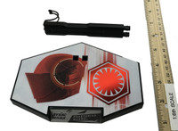 The Last Jedi: Praetorian Guards - Display Stand (Heavy Blade)
