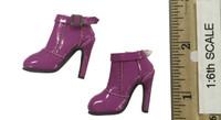 Heroes & Villains Lingerie Sets: Shoes (Dent)