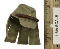 Japanese Infantry Arms in WWII - Field Cap w/ Flaps