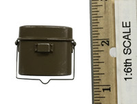 Japanese Infantry Arms in WWII - Mess Tin