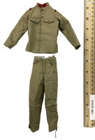 Japanese Infantry Arms in WWII - Uniform (Showa Type 5 Model 1931)
