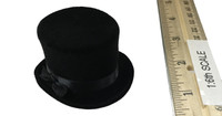 Spectre: Day of the Dead 007 - Victorian Top Hat (Flocked)
