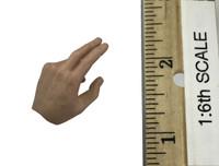 Return of the Jedi: Luke Skywalker - Left Gesture Hand