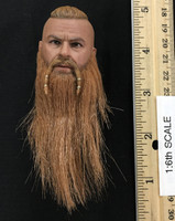 Vikings: Vanquisher (Valhalla Version) - Head (Relaxed Expression) (No Neck Joint)