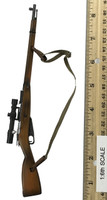 Soviet Female Sniper Uniform Set - Rifle (Mosin Nagant Sniper)
