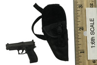 Seal Team 5 VBSS: Team Commander - Pistol (P225) w/ Dropleg Holster