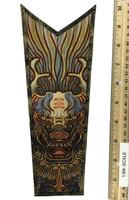 Ming Dynasty: Qi Troop Guard Leader  - Shield (Wood)
