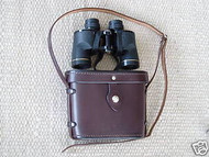 Handmade Leather Binocular Case