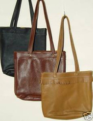 Ladies Handmade Leather ToteBag