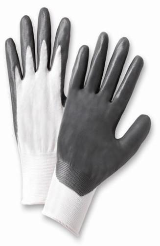 Nitrile Coated Nylon Gloves  ## 1683 ##