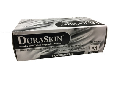 5 mil Industrial Grade Powder-Free Latex Gloves  ##221 ##