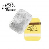 Aluminized Fiberglass Gloves Back Pads  ## BP-DX ##