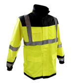 Class 3 Hi-Vis Rain Jackets  ##8050J ##