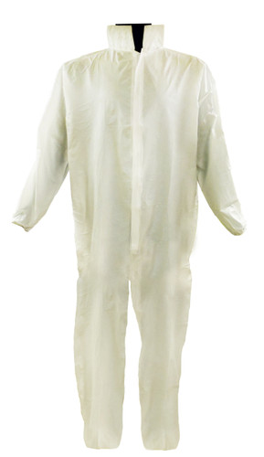 Sunrise® Suntech Polypropylene Coveralls - Case of 25 ## SMP125 ##