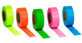 Fluorescent Glo Flagging Ribbons
