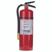 10 lb ABC Pro Line Extinguisher with Wall Hook  ## 466204K ##