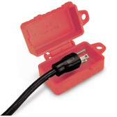 NORTH® E-SAFE® Electrical Plug Lockouts  ## LP110 ##