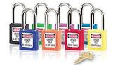 Master Lock® LOTO Short Xenoy Padlocks  ## 410 ##