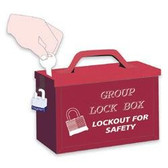 NORTH® Group Lock Boxes  ## GLB01 ##